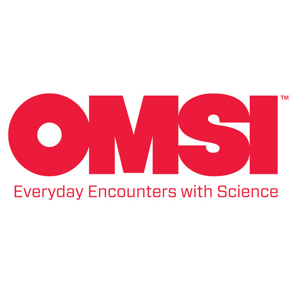 he Oregon Museum of Science and Industry Logo